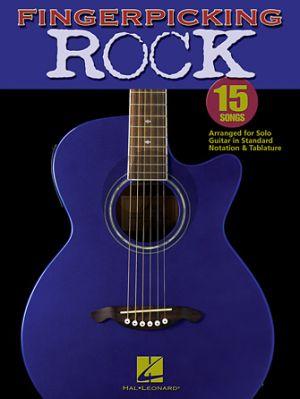 Fingerpicking Rock Guitar