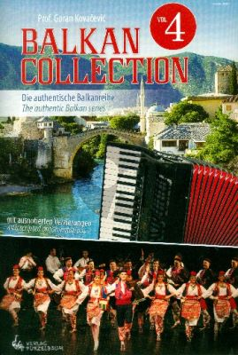 Balkan Collection Vol.4 Akkordeon