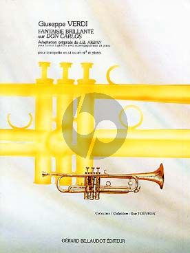 Arban Fantaisie Brillante sur Verdi's Don Carlos Trumpet-Piano