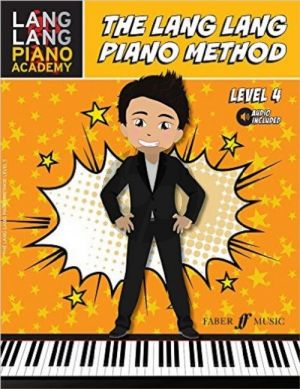 The Lang Lang Piano Method Level 4 (Bk-Cd)