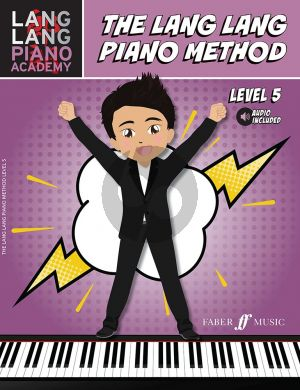 The Lang Lang Piano Method Level 5 (Bk-Cd)