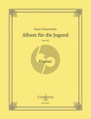 Scharwenka Album für die Jugend, op. 62 Klavier