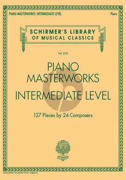 Piano Masterworks - Intermediate Level
