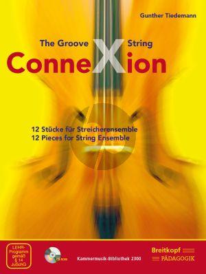 Tiedemann The Groove String ConneXion