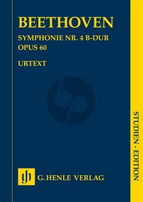 Beethoven Symphonie No.4 B-dur Op.60 Studienpart.