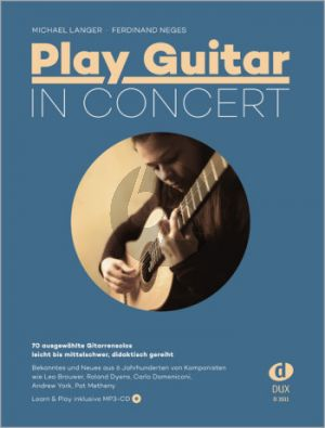Play Guitar in Concert