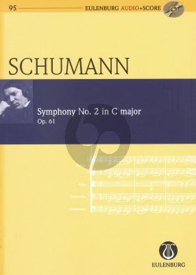 Schumann Symphony No.2 C-major Op.61 Orch. Study Score
