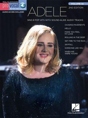 Adele - Pro Vocal Women's Edition Vol.56