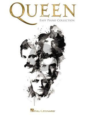 Queen – Easy Piano Collection