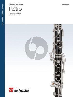Proust Rétro Clarinet[Bb]-Piano