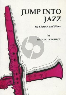 Jump into Jazz Clarinet-Piano