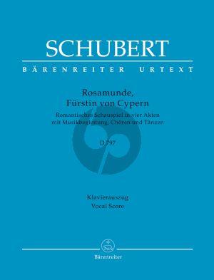 Schubert Rosamunde, Fürstin von Cypern D.797