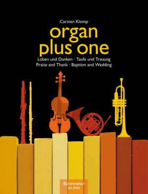 Organ plus one (Praise and Thank/Baptism and Wedding)