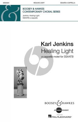 Jenkins Healing Light (from The Peacemakers) SSAATB