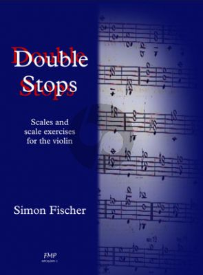 Fischer Double Stops (Scales and Scale Exercises) for the Violin