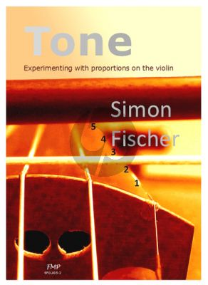 Fischer Tone - Experimenting with proportions on the Violin