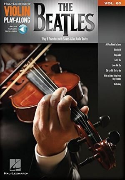 The Beatles 8 Favorites (Violin Play-Along Series Vol.80)