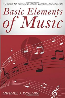 Pagliaro Basic Elements of Music