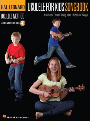 Hal Leonard Ukulele Method for Kids Songbook