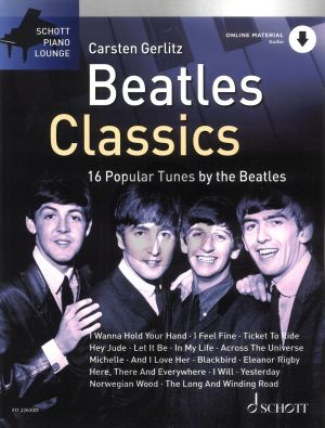 Beatles Classics (16 Popular Beatles Tunes) Piano)