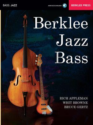 Appleman-Gertz-Browne Berklee Jazz Bass (Book with Audio online)