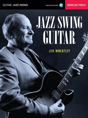 Wheatley Jazz Swing Guitar (Book with Audio online)