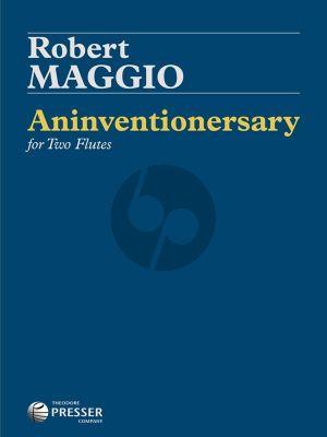 Maggio Aninventionersary 2 Flutes