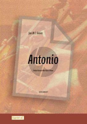 Geuns Antonio Violin[Clar./Alto Flute]-Piano