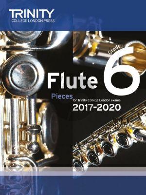Flute Exam Pieces 2017–2020 Grade 6 Flute-Piano