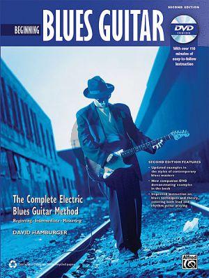 Hamburger The Complete Blues Guitar Method: Beginning Blues Book-DVD