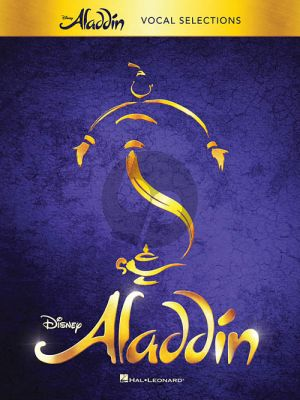 Menken Aladdin - Broadway Musical Vocal Selections