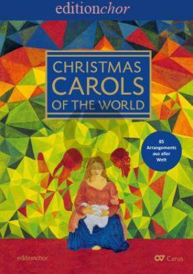 Christmas Carols of the World SATB (Chorbuch)