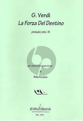 Verdi Preludio atto 3 (from La Forza del destino)