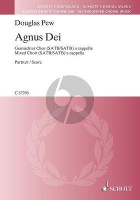 Pew Agnus Dei SATB-SATB