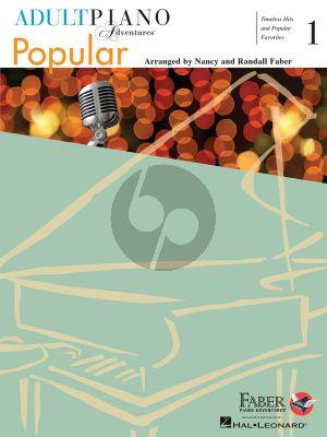 Faber Adult Piano Adventures Popular Book 1