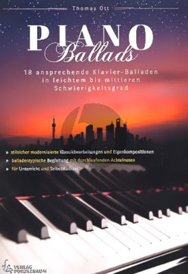 Ott Piano Ballads (Classics goes Pop)