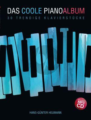 Heumann Das coole Pianoalbum (Bk with Mp3 CD)