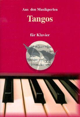 Perlen der Musik - Tango Teil 1 und 2 Klavier