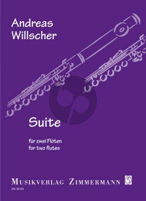Willscher Suite für 2 Flöten