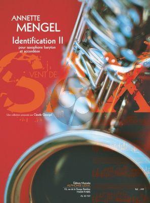 Mengel Identifications II Baritone Sax.-Accordion