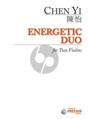 Yi Energetic Duo 2 Violins