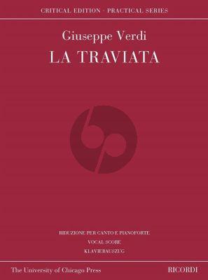 La Traviata Vocal Score