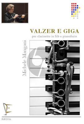 Valzer e Giga Clarinet-Piano