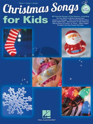 Christmas Songs for Kids Piano-Vocal-Guitar