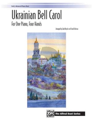 Leontovich Ukrainian Bell Carol (Heyde-Tedesco)