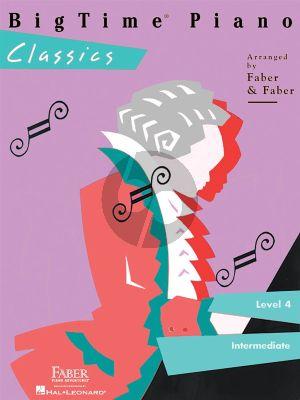 Faber Big Time Piano Classics Level 4