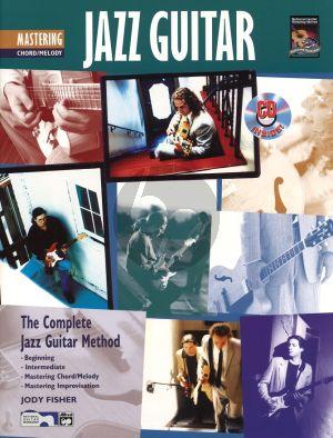 Fisher Mastering Jazz Guitar Chords & Melody (Bk-Cd)