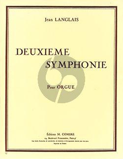 Langlais Symphonie No. 2 Orgue