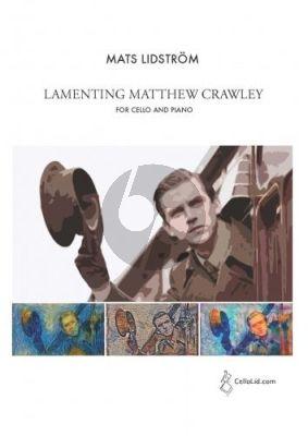Lidstrom Lamenting Matthew Crawley Violoncello-Piano