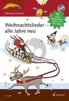 Ansohn Weihnachtslieder - alle Jahre neu
